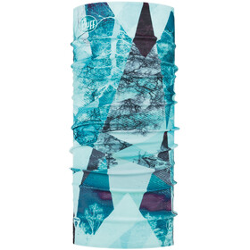 Buff ThermoNet Loop Sjaal, mist aqua